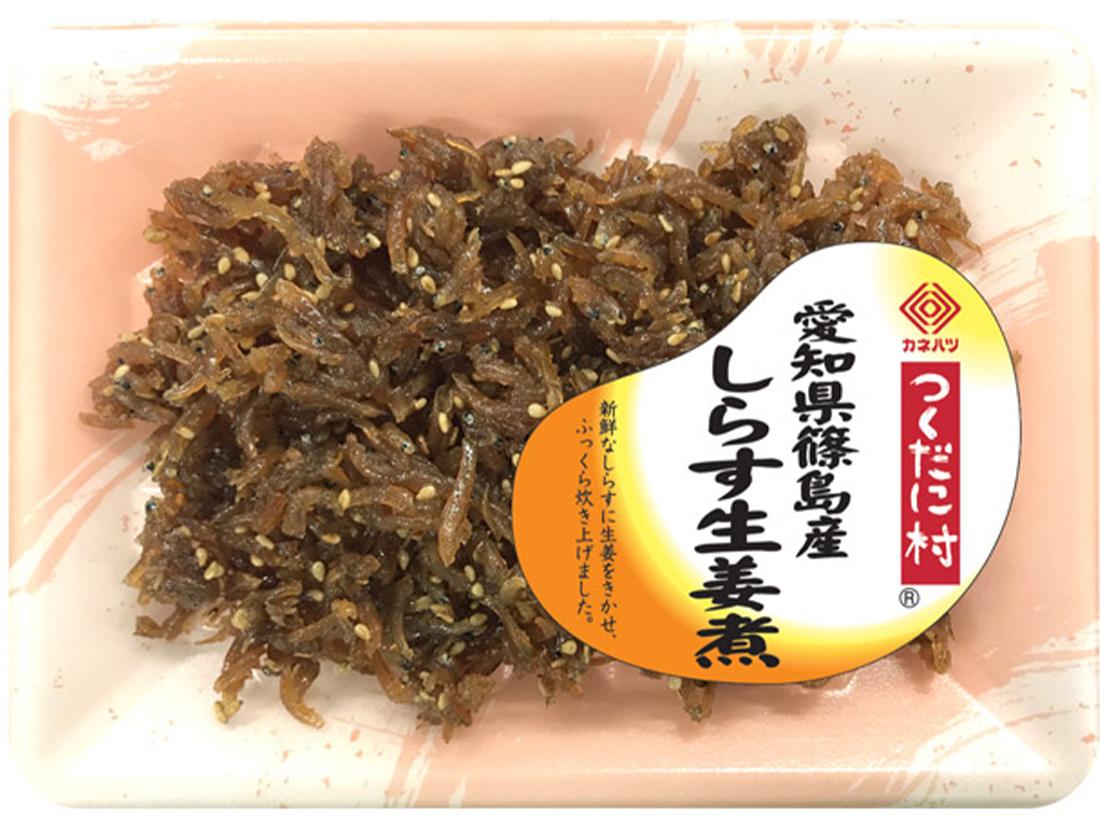 つくだに村 愛知県篠島産しらす生姜煮